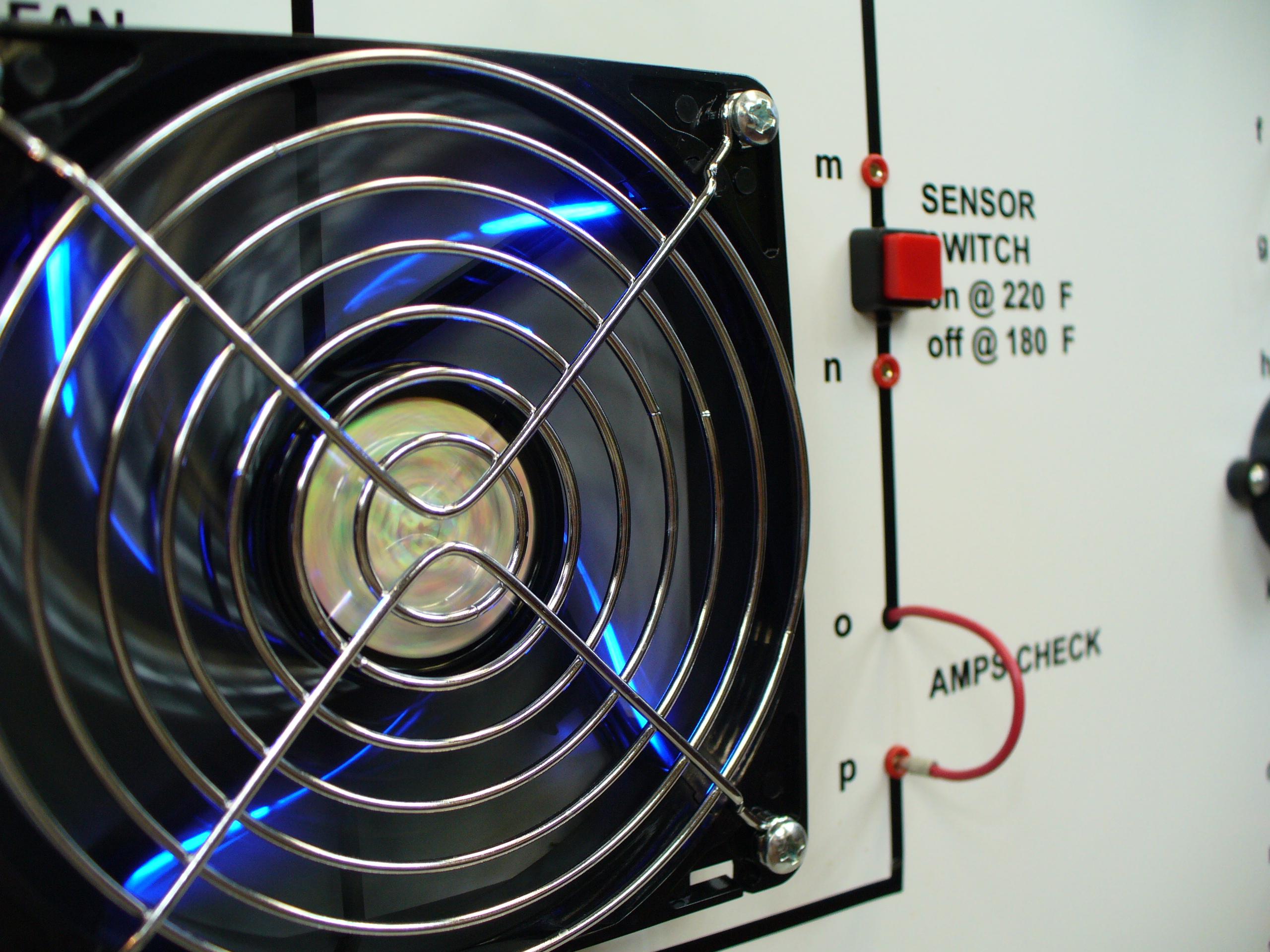 Cooling Fan Circuit